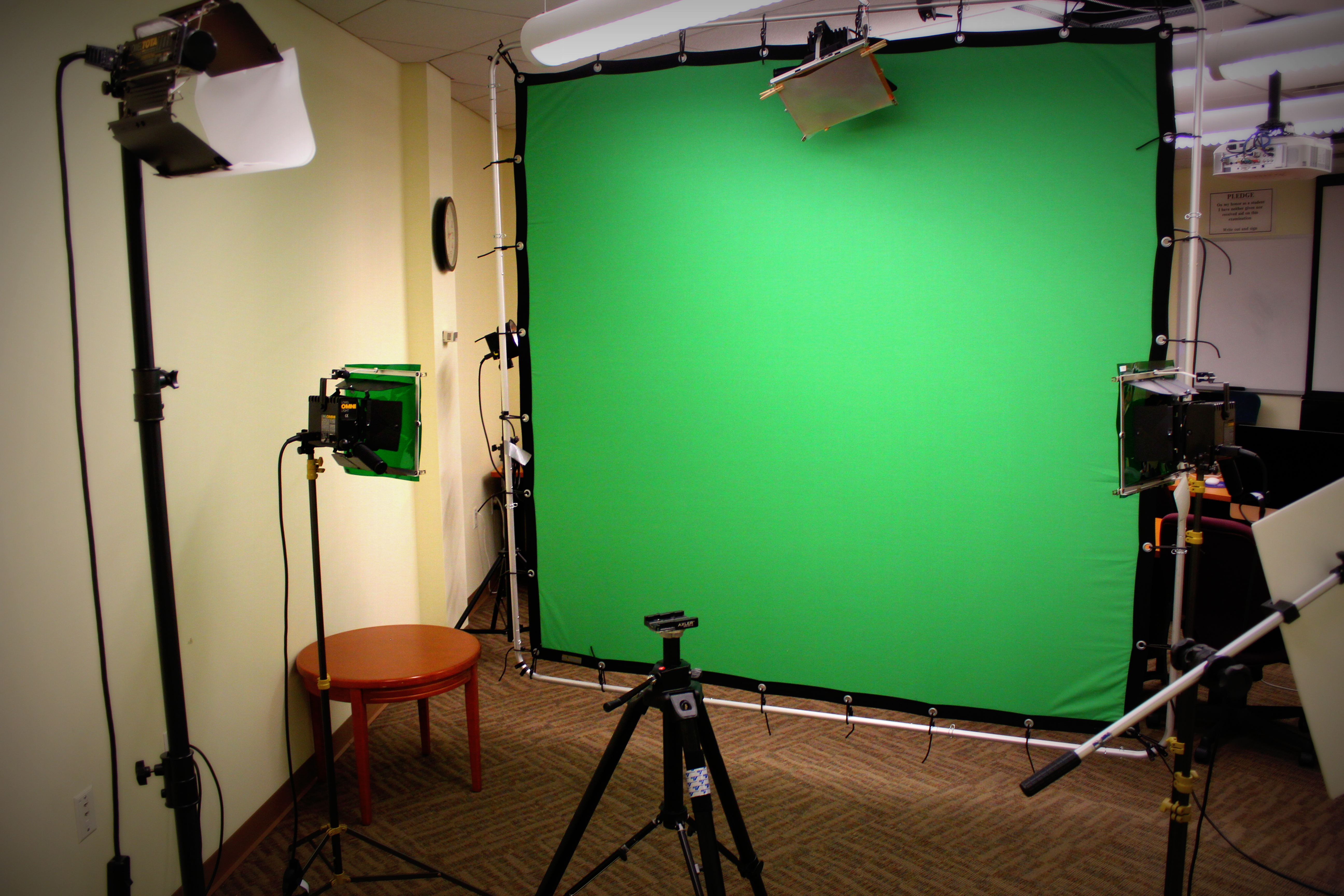 Video Production Studio Now Available